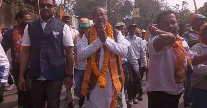 Rebati Mohan Tripura