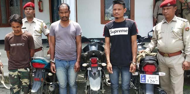Two-wheeler lifters