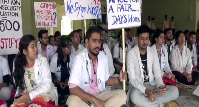 The strike call has been given by the Tripura chapter of the Indian Medical Association and the All Tripura Government Doctors' Association.