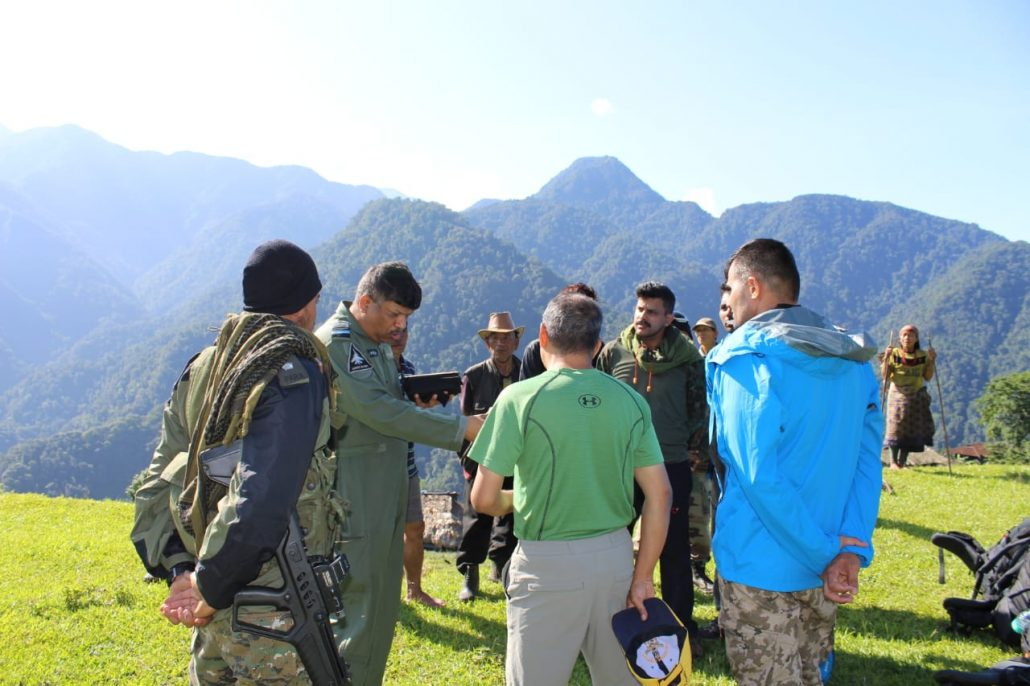 IAF AN 32 Crash: Mountaineers inducted near crash site, failed to proceed due to weather 2