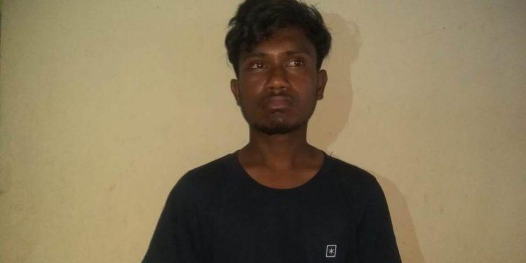 Rahul Nath alias Aidul Nath