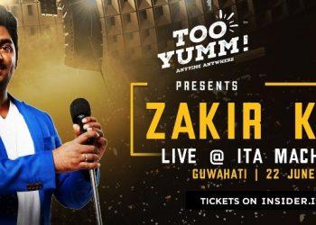 'Sakht Launda'- fame Zakir Khan to perform in Guwahati 3