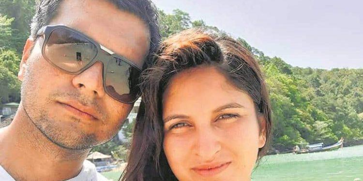 IAF officer Sandhya Tanwarwr, wife of Ashish Tanwar, saw the dramatic events unfolded.
