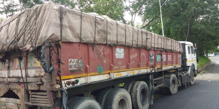 coal truck digboi
