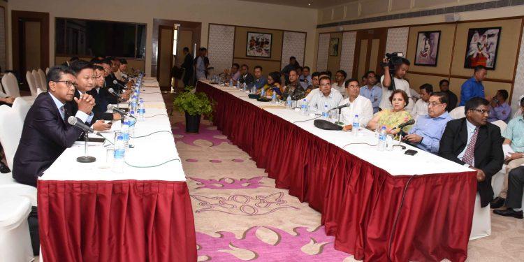 indo-myanmar meet