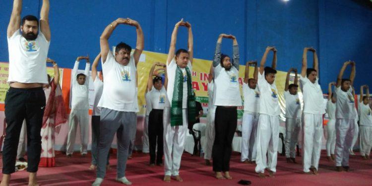 kok yoga