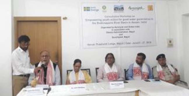 Majuli workshop