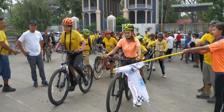 manipur bicycle day