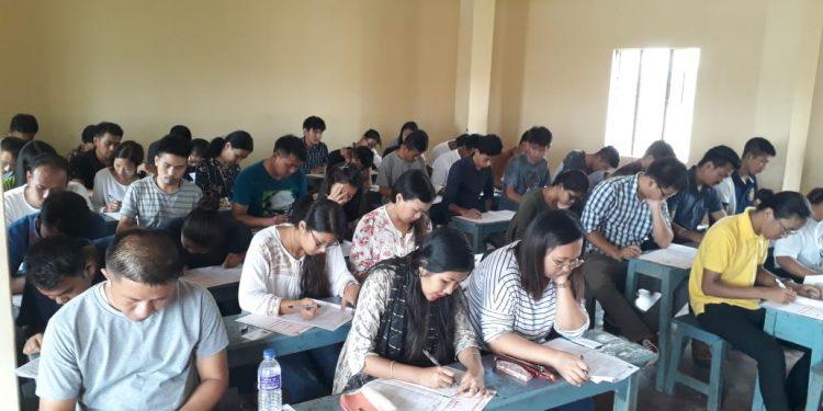 manipur exam
