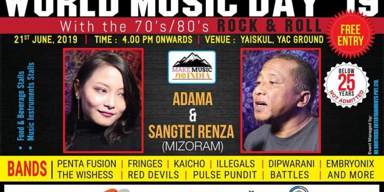 manipur music