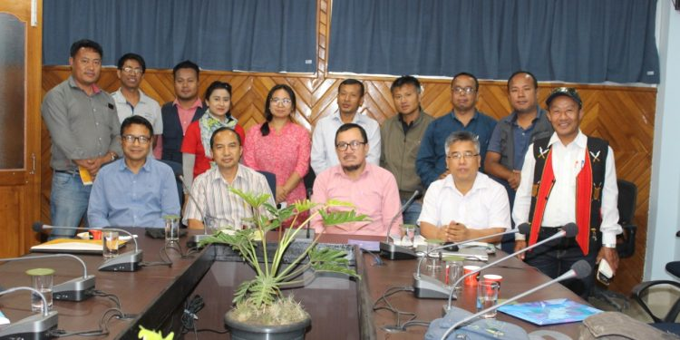media fellowship on climate change, manipur