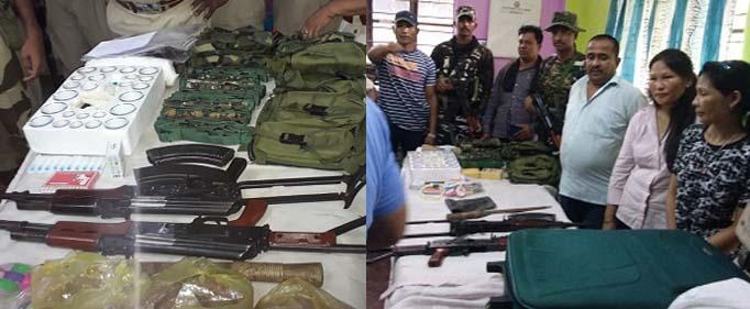 3 from Arunachal arrested