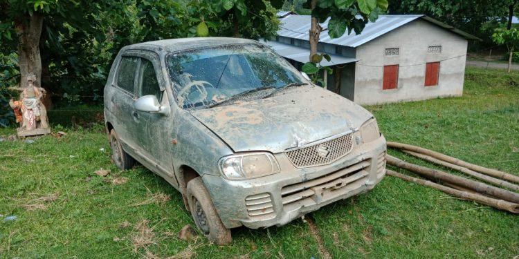 rathore murder car