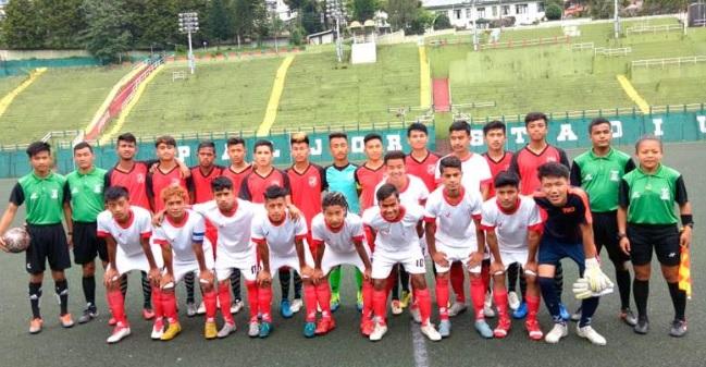 sikkim football
