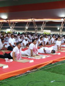 sonowal yoga 1