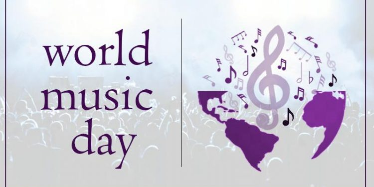 Do you know its World Music Day today? 1