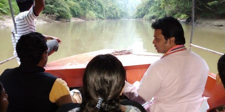 tripura boating