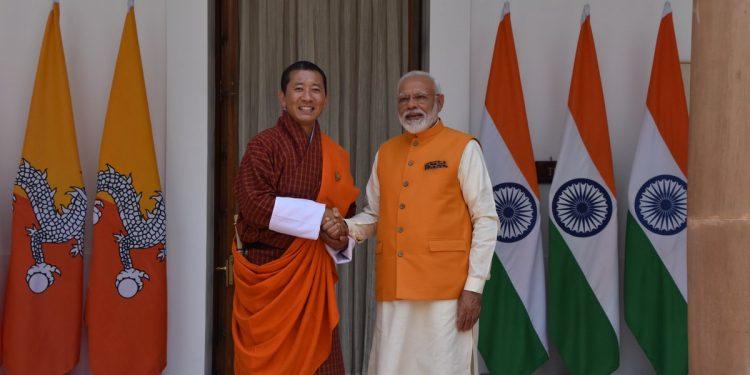 tshering=modi