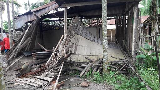 udalguri jumbo house damage