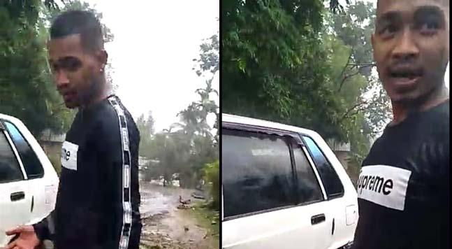 viral video in Meghalaya