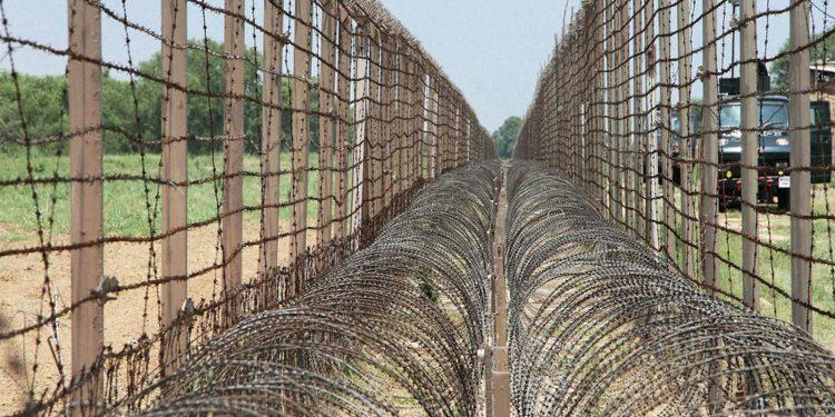 Indo-Bangla border (File image)