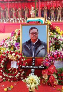 Donkupar Roy