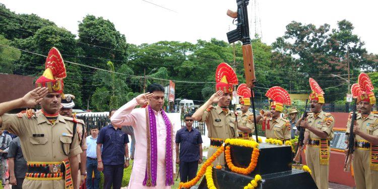 Kargil memorial programme