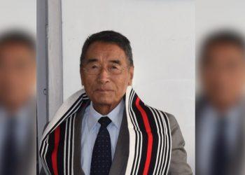 NPF president Shürhozelie Liezietsu