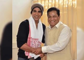 Bollywood star Akshay Kumar donates Rs 2 crore for Assam floods and Kaziranga 1