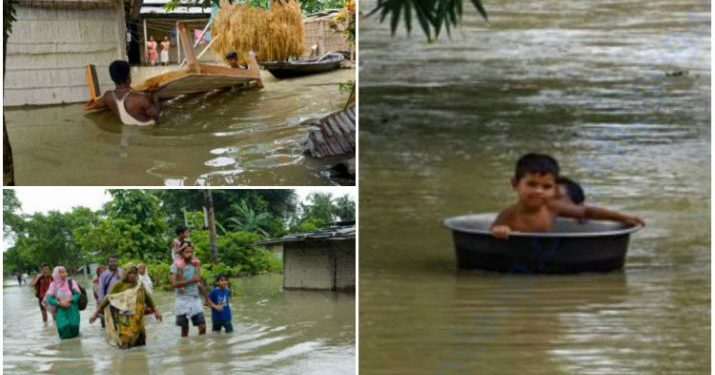 """Assam Water Resources Dept """"sleeping"""" even after 66 people died and 50 lakh people affected by flood 1"""
