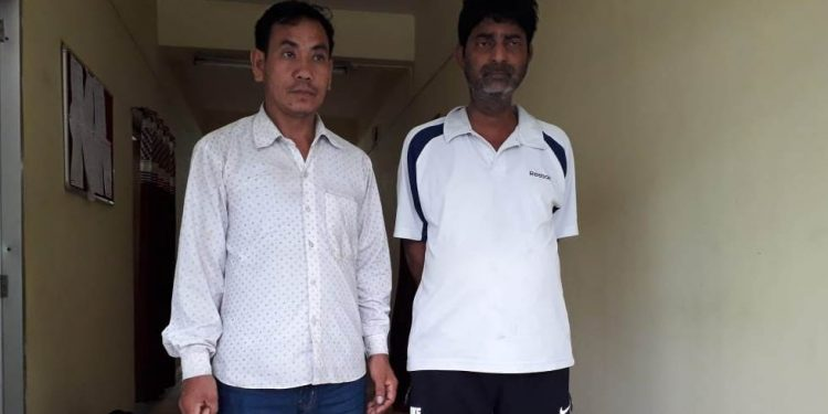 Bureau of Investigation of Economic Offences (BIEO) sleuths arrest three officials of the Assam Vegetable Growers' Co-operative Society Limited (AVGCSL) in Guwahati on Monday.