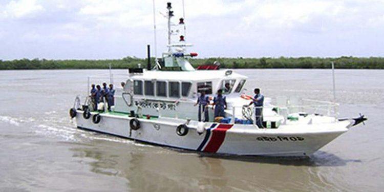 Bangladesh coast guards. Image credit - en.ntvbd.com
