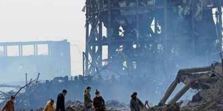 At least 15 people were killed and 15 others critically injured after an explosion ripped through a gas plant in China's Henan province