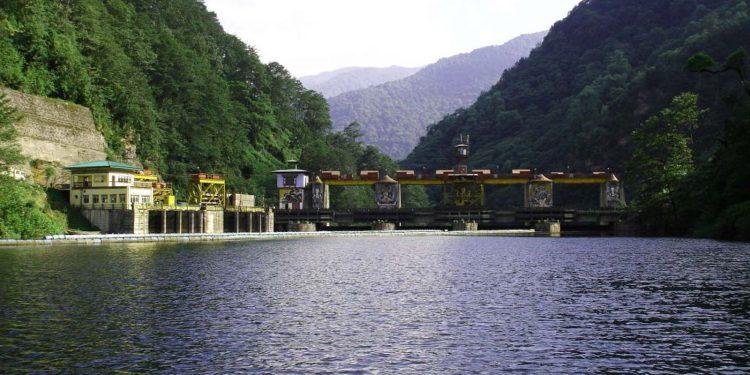 Bhutan dam