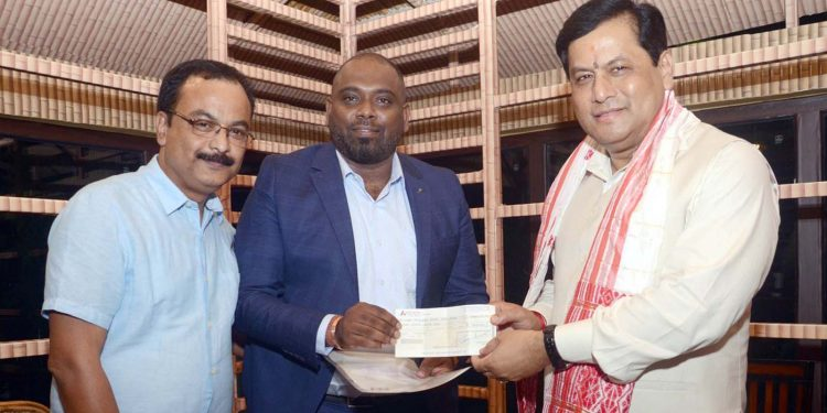 Assam CM's Relief Fund