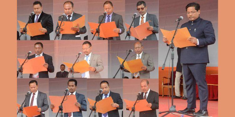 Meghalaya ministers