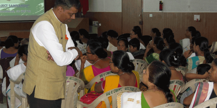 """Gajraj Corps launches awareness on """"Year of Next of Kin"""" 1"""