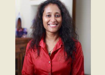 Glass artist Reshmi Dey