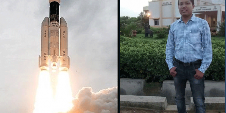 Assam's Hidam Rajeev Singh produced Chandrayaan 2's Solid Stage Rocket Boosters 1