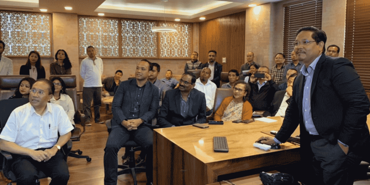 Meghalaya Entrepreneurs Portal