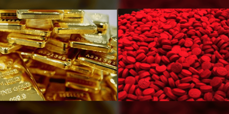 Mizoram is biggest hub of drugs, gold and arms smuggling in South Asia 1