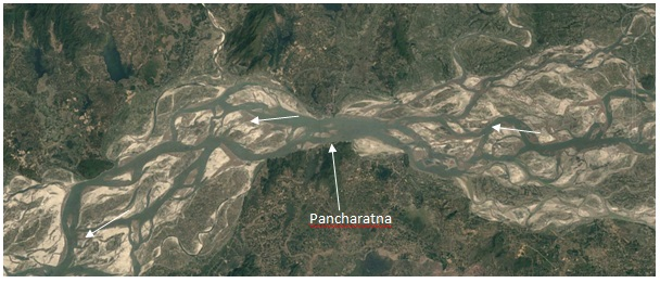 Bank Erosion in the Brahmaputra Valley--Impact and Causes 4