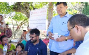 Assam: Organizations distribute relief among flood-hits in Dhemaji 1