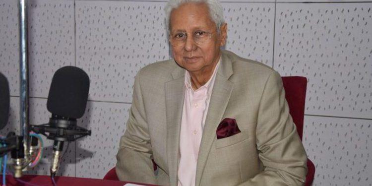 Syed Muazzem Ali. Image credit -  airworldservice.org