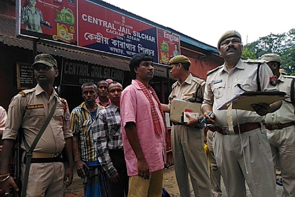 Image result for Bangladesh sends 30 Bangladeshi nationals from Assam