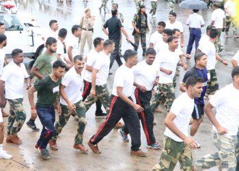 BSF run