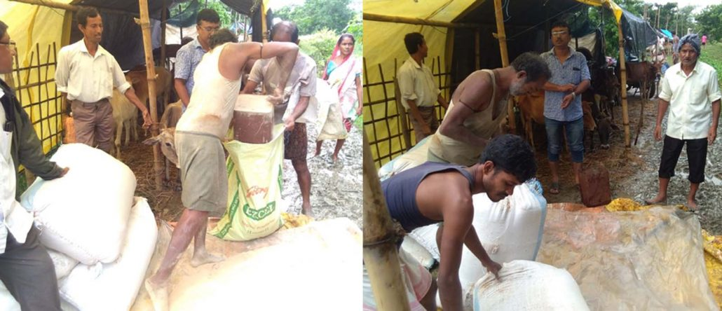 Assam floods: Over 1.74 lakh people affected in Darrang 2