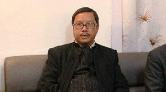 File image of Donkupar Roy
