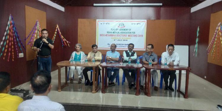 indo-myanmar doctors meet