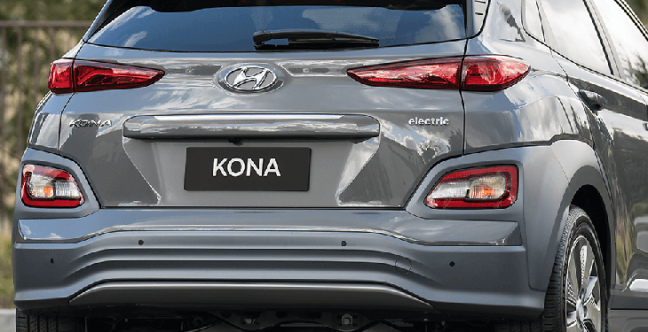 Hyundai Kona - First electric vehicle in India